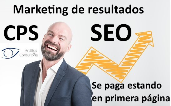 Marketing de resultados empresas
