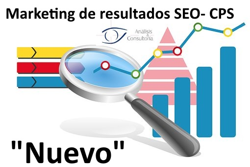Marketing de resultados posicionamiento SEO